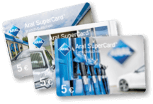 Aral SuperCards